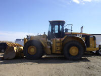 BAILIFF SEIZURE  AUCTION 2002 CAT           980G LOADER