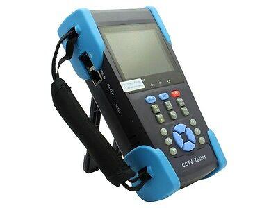 Hvt-2601 3.5 Camera Cctv Tester Ptz Controller Dvr 12v Output Usbfree 4gb Card