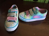 Girls sneakers