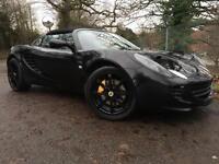 2004 Lotus Elise 111R 1.8 VVTi, Black, FSH, MOT 01/2018, *RARE CAR**