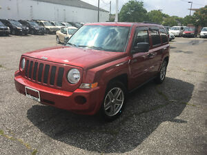 2008 Jeep Patriot One Owner Low KM