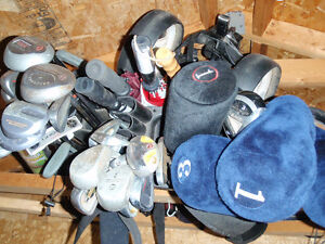 Golf Clubs / Bags / Cart Cambridge Kitchener Area image 1