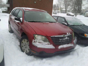 Chrysler pacifica 2005 (nego)