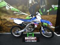 Yamaha yzf 250 Motocross bike Full HGS exhaust system