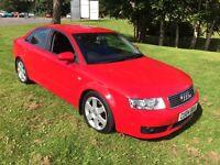 2004 Audi A4 Sport 1.9 Tdi ** Full Audi Service History ** 91000 Miles **