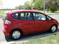 2009 Honda Fit LX Well maintained low km