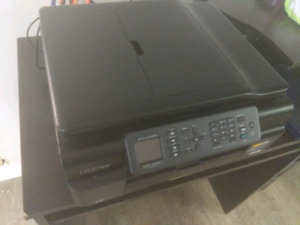Selling 50$ OBO NEW BROTHER MFC-J470DW PRINTER