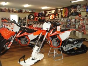 2018 KTM In Stock & Non Current Fall Sales Event