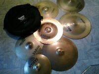 drum equipment and cymbols for sale