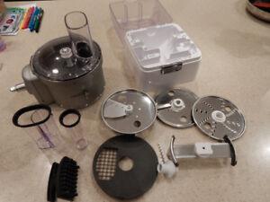 Kitchenaid accessoire pour batteur sur socle, robot culinaire