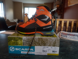 Mountain Boots Scarpa Charmoz