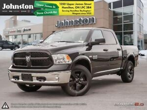2018 Ram 1500 Outdoorsman  -  Uconnect - $127.17 /Wk