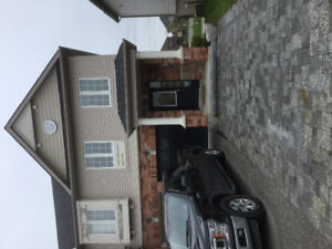 3 Bedroom End unit Townhouse for rent available immediately
