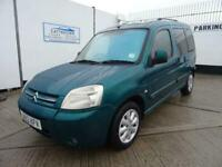 2004 Citroen Berlingo 2.0 TD Desire Multispace 5dr MPV Diesel Manual