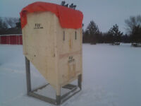 FOR SALE- SMALL FEED BINS