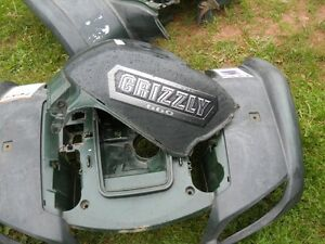 Yamaha Grizzly 660 Fenders