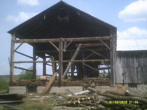 FREE BARN AND HISTORICAL BUILDING DEMOLITION SERVICES Peterborough Peterborough Area image 2