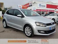 VOLKSWAGEN POLO SEL 2010 Petrol Manual in Silver