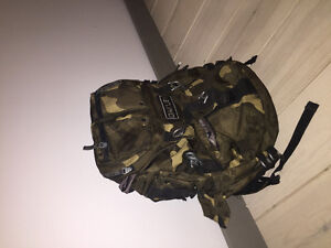 Sac à dos camouflage OAKLEY de paintball