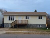3 bedroom 1 bathroom for RENT TO OWN in North Battleford