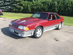 1988 MUSTANG GT EXCELLENT CONDITION