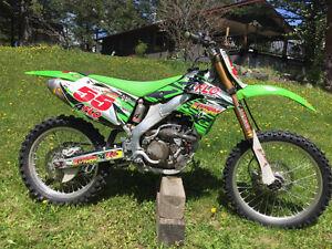 Kawasaki kxf kit 270cc