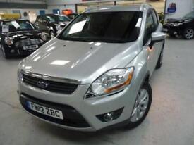 Ford Kuga TITANIUM TDCI AWD + 4 SVS + 4X4 + JAN 19 MOT