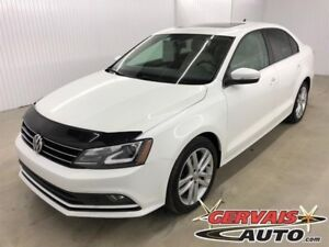 Volkswagen Jetta Tdi Highline Cuir Toit Ouvrant MAGS 2015