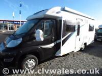 Bailey Approach Autograph 745 Fixed Bed Motorhome MANUAL 2014