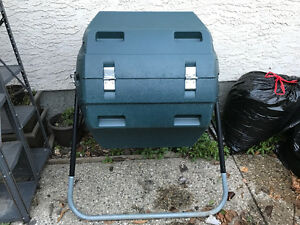 Composter - Like new, never used