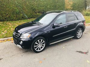 Mercedes ML 550 4 matic 2011 Grand edition