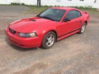 2002 Ford Mustang v6 low mileage