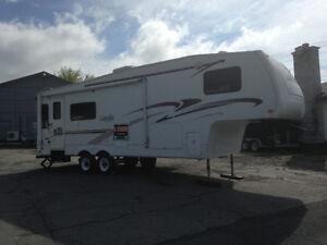 Caravane à Sellette Laredo