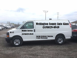 Wellington County Auto Glass Mobile Services