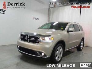 2014 Dodge Durango   4X4 SUV Ltd Low Mileage Sunroof Lthr Seats