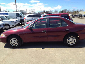 2001 Cavalier - open to offers!