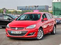 2014 Vauxhall Astra Vauxhall Astra Estate 1.6 115 Elite 5dr Auto Estate Petrol A