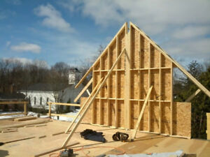 HOUSE FRAMERS-STRUCTURAL FRAMING.    647-997-2782