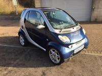 52 REG Smart Smart 0.6 Passion Touch Pulse Semi Auto / Automatic Blue / Silver