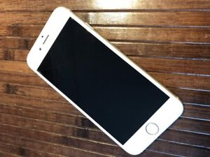 Iphone 6 Blanc et gris 64 GB