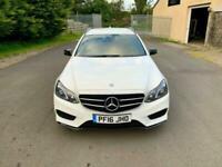 2016 Mercedes-Benz E Class 2.1 E220 CDI BlueTEC AMG Night Edition 7G-Tronic Plus