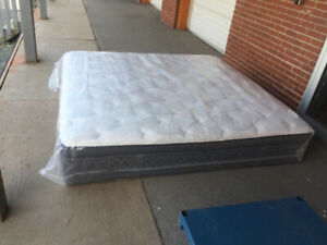 Brand New KiNG size TIGHTOP Kingsdown Mattresses Inc Delivery