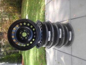 Tire Rims Fit Camero, Terrin, Equinox, Impala, Malibo, BMW-3-5-6