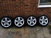 Audi a3 17 alloy wheels