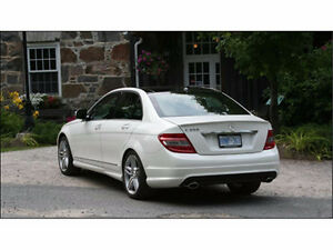 2009 Mercedes-Benz C-Class C-350 Sedan
