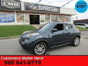 2012 Nissan Juke SV  ROOF, HEATED SEATS, BLUETOOTH, PUSH BUTTON