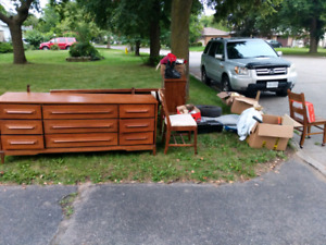Free stuff at curb