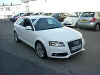 2009 Audi A3 1.9TDi ( 104bhp ) S Line Finance Available