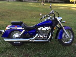 2005 Honda shadow 750