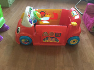 Fisher Price Interactive Car
